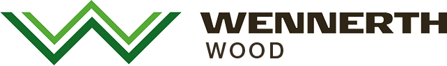 Hjalmar Wennerth / Wennerth wood trading logo